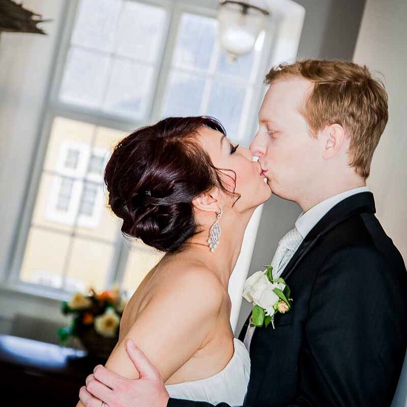 Bryllupsfotografering skal være sjovt
